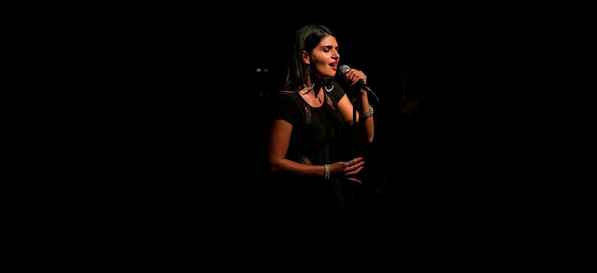 Maria Inglese Sängerin